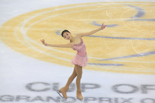 2013世界花样滑冰大奖赛中国站订票 2013首都体育馆世界花...