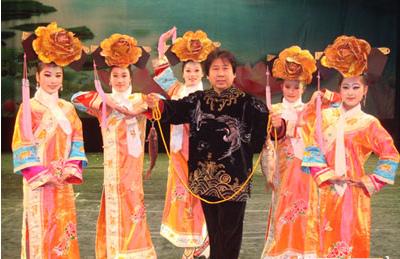 2013中国木偶剧院大剧场综艺