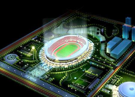 工人体育场图片