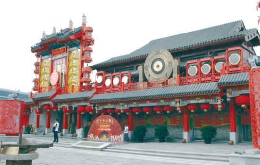 刘老根大舞台北京剧场图片