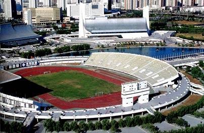 奥林匹克公园景区