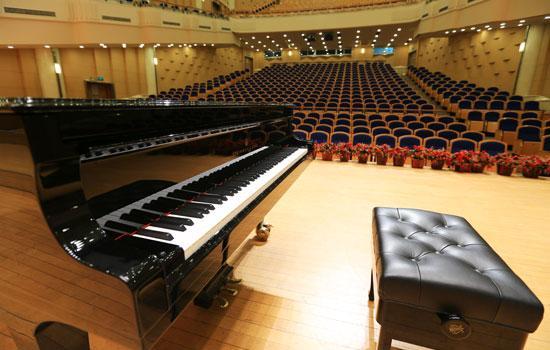 北京音乐厅场馆图片