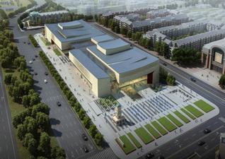 天桥艺术中心图片
