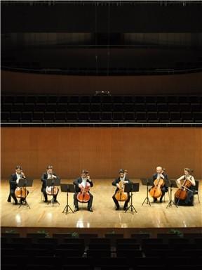 """""""爱之梦""""维也纳爱乐5+1大提琴音乐会"""