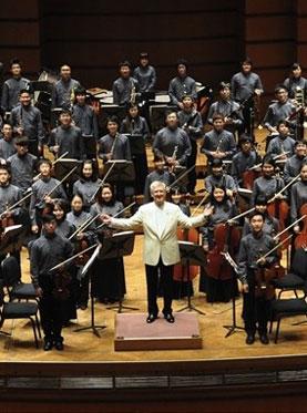 年轻的律动2017—亚洲青年管弦乐团音乐会