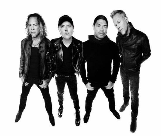 Metallica金属乐队北京演唱会