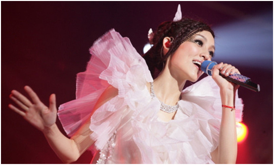 范玮琪演唱会北京站
