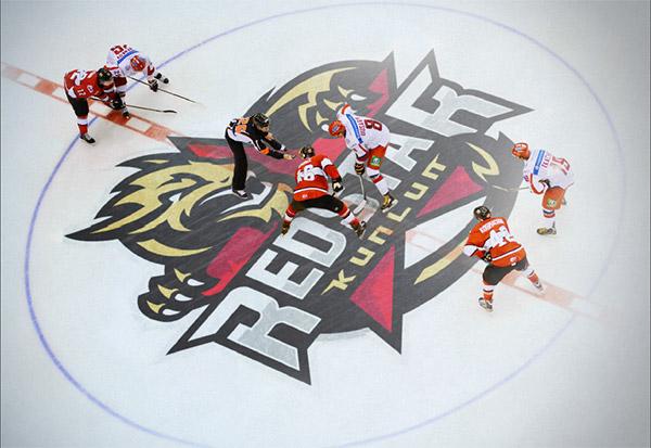 2016-17赛季KHL大陆冰球联赛北京赛区
