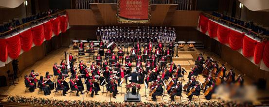 春节序曲中外经典名曲新春交响音乐会