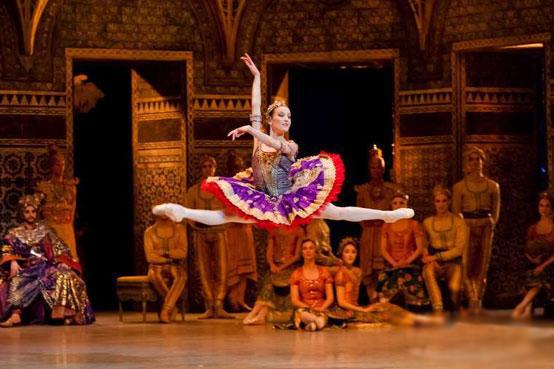 芭蕾明星精品荟萃足尖传奇