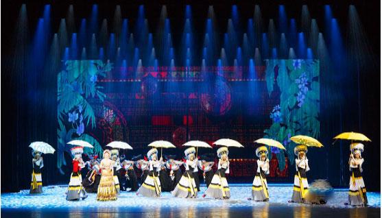 大型歌舞剧传奇