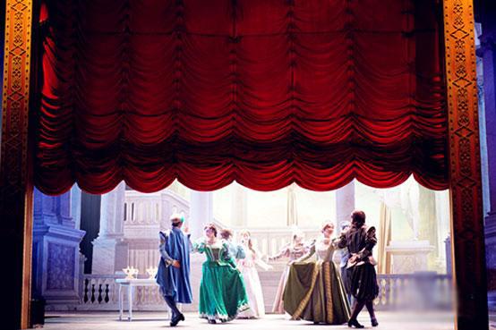 开心麻花舞台剧莎士比亚别生气