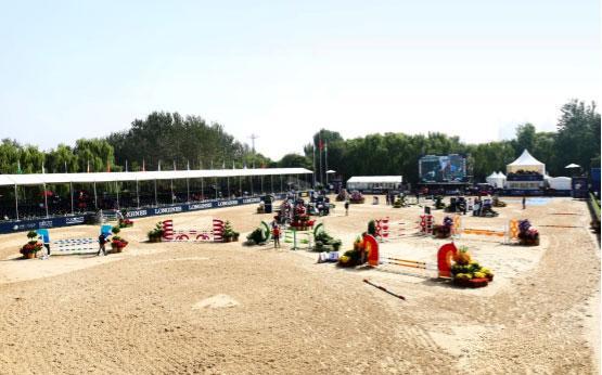 国际马联FEI场地障碍世界杯中国联赛