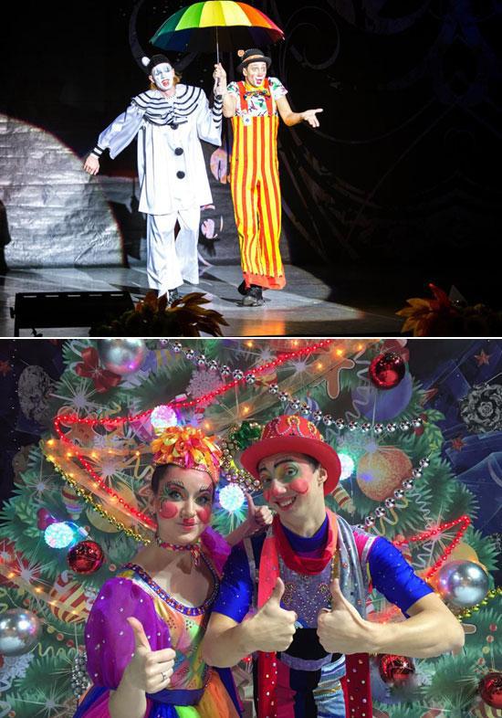 幽默滑稽大师小丑欢乐集结汇