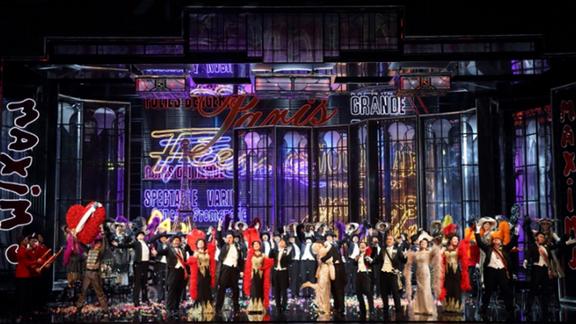 国家大剧院制作歌剧风流寡妇