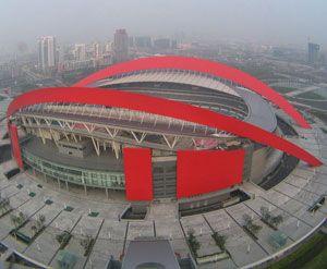 南京奥体中心体育场