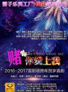 2016—2017雷剧场跨年贺岁喜剧《赌你爱上我》