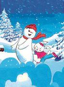 【儿童戏】雪景体验式儿童音乐剧《雪孩子》
