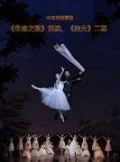 中央芭蕾舞团《生命之歌》首演《仙女》二幕