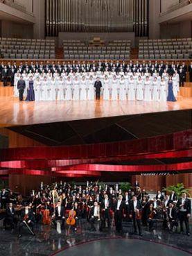 交响中国风:国家大剧院新作品亿万先生