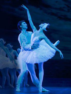 2017国家大剧院舞蹈节:辽宁亿万先生团《天鹅湖》