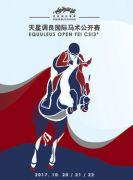 天星调良国际马术公开赛国际马联(FEI)三星级比赛