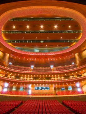 2017国家大剧院舞蹈节:内蒙古艺术学院舞剧《草原英雄小姐妹》