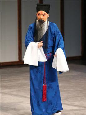 庆祝国家大剧院十周年戏曲邀请展:京剧《三岔口》《御碑亭》