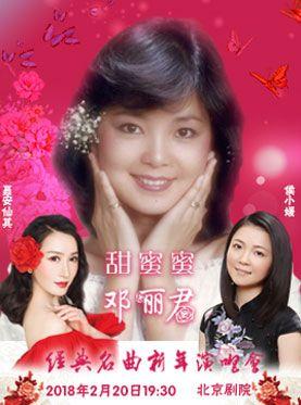 甜蜜蜜—邓丽君经典名曲新年演唱会