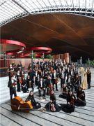 国家大剧院管弦乐团与合唱团音乐会:吕嘉演绎陈其钢与德沃夏克