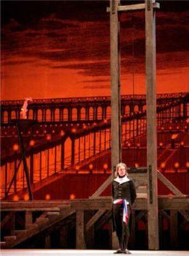 芭蕾荟萃:莫斯科大剧院芭蕾舞剧《巴黎的火焰》